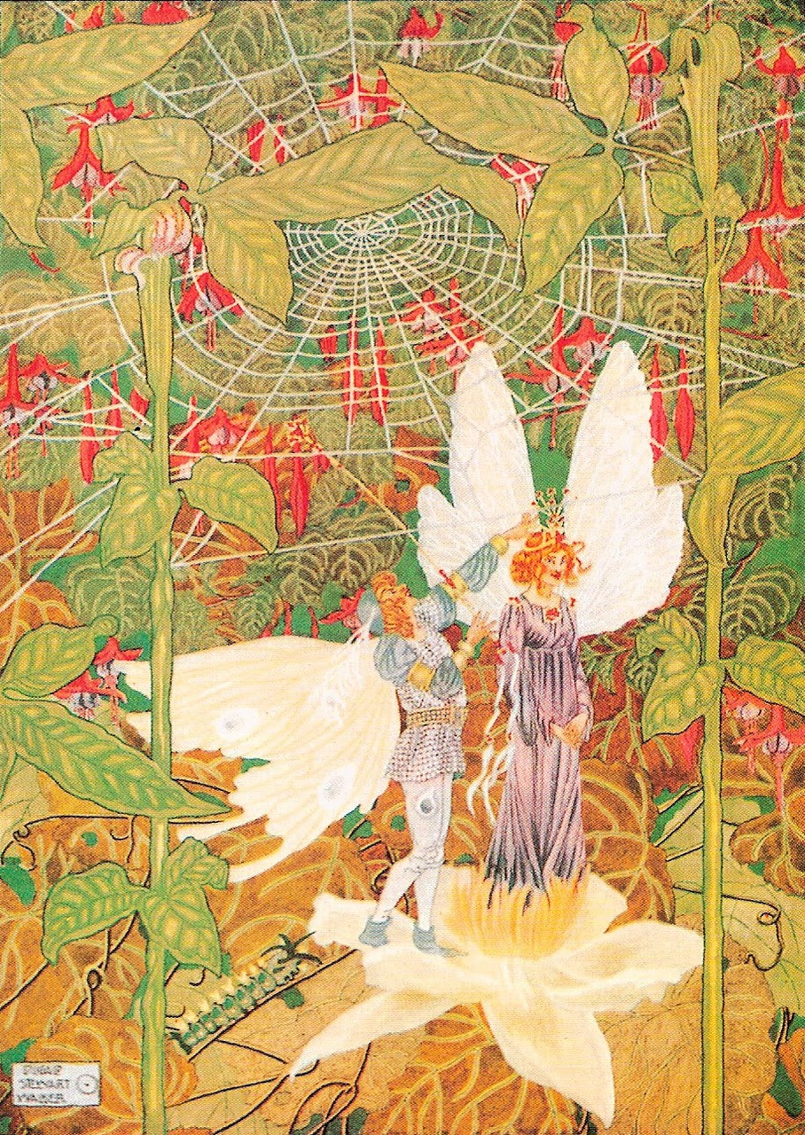 "Joyce Mercer ""Fairy Tales of Hans Andersen"""