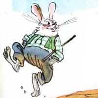 Михаил Скобелев «Братец Лис и Братец Кролик»