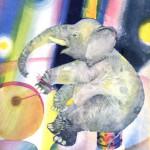 """Светозар Остров """"Про слона Вилли, который работает в цирке"""""""