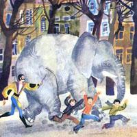 Светозар Остров «Про слона Вилли, который работает в цирке»