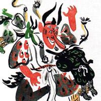Май Митурич «Японские народные сказки»