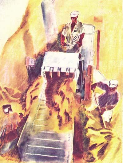 Картинки про тракторы