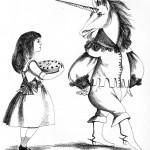 "Berková Dagmar ""Alice In Wonderland And Through The Looking Glass"""