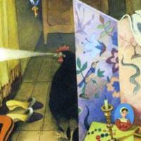 Виктор Пивоваров «Черная курица, или Подземные жители»