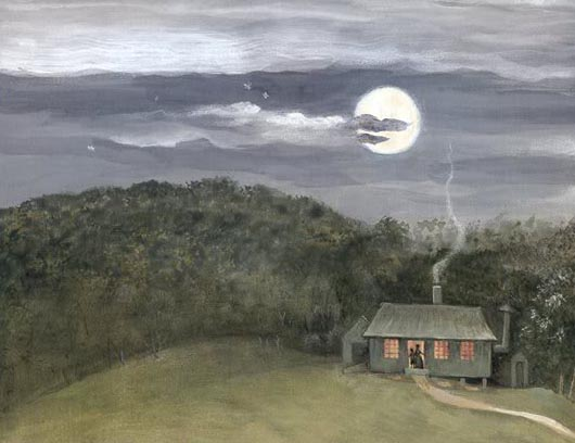 "Barbara Cooney ""Basket Moon"""
