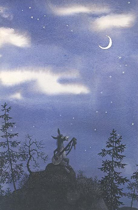 "Barbara Cooney ""The Donkey Prince"""