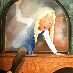 "Helen Oxenbury ""Alice Through the Looking Glass"""