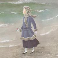 Barbara Cooney «Hattie and the Wild Waves»