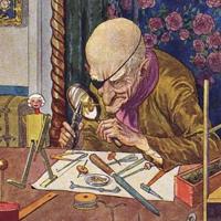 Artuš Scheiner «Louskáček a myši král»