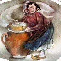Berková Dagmar «Běží ovce běží»