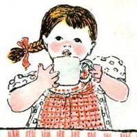 Александра Якобсон «Рассыпушки»