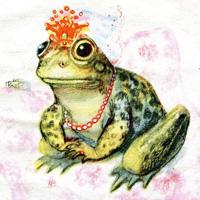 Александра Якобсон «Царевна-лягушка»