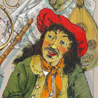 Валерий Цикота «Моцарт»