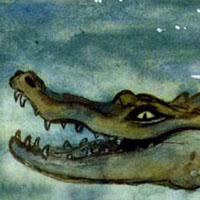Виктор Цигаль «Что ни страница, — то слон, то львица»