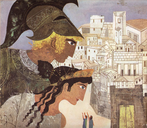 "Alice & Martin Provensen ""The Iliad and the Odyssey"""