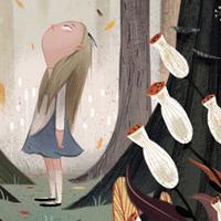 Júlia Sardà «Alice au pays des merveilles»