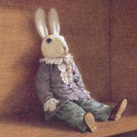 Баграм Ибатуллин «Удивительное путешествие кролика Эдварда»