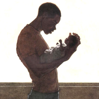 Kadir Nelson «Just the Two of Us»
