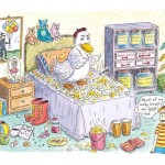 """Roz Chast """"The Alphabet from A to Y with Bonus Letter Z"""""""