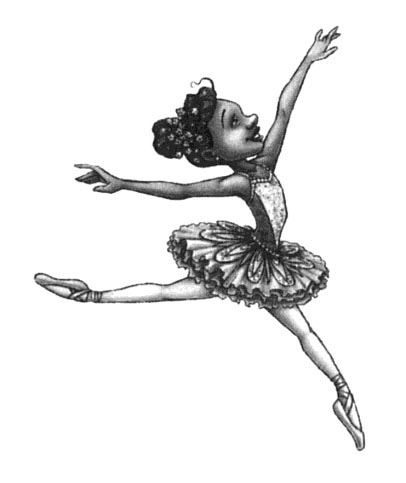 "Maryn Roos ""Sugar Plum Ballerinas"""