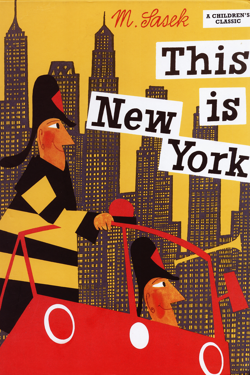 "Miroslav Šašek ""This Is New York"""