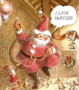 "Errol Le Cain ""The Christmas Stockings"""