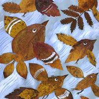 Дарья Герасимова «Осенние рыбы»