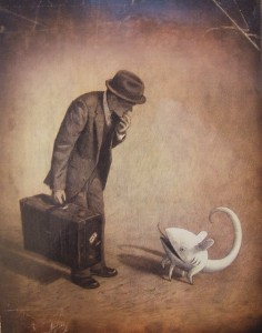 "Shaun Tan ""The Arrival"""