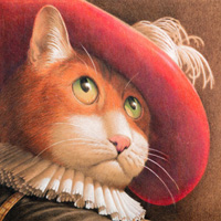 Fred Marcellino «Puss in Boots»