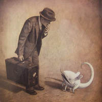Shaun Tan «The Arrival»