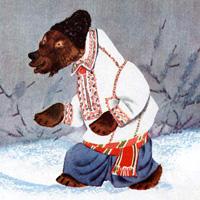 Евгений Рачев «Кто, кто в рукавичке живет?»