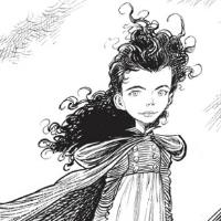Chris Riddell «Юная леди Гот и праздник полной Луны»