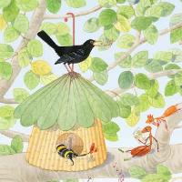 Bo Mossberg «Софи в мире цветов. Софи в мире деревьев»