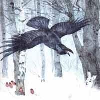 Георгий Никольский «В лесной избушке»