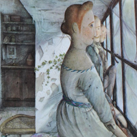 Angela Barrett «The Hidden House»