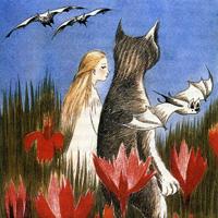 Tove Jansson «Алиса в стране чудес»