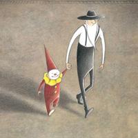 Marla Frazee «The Farmer and the Clown»