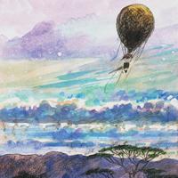 Петр Любаев «Пять недель на воздушном шаре»