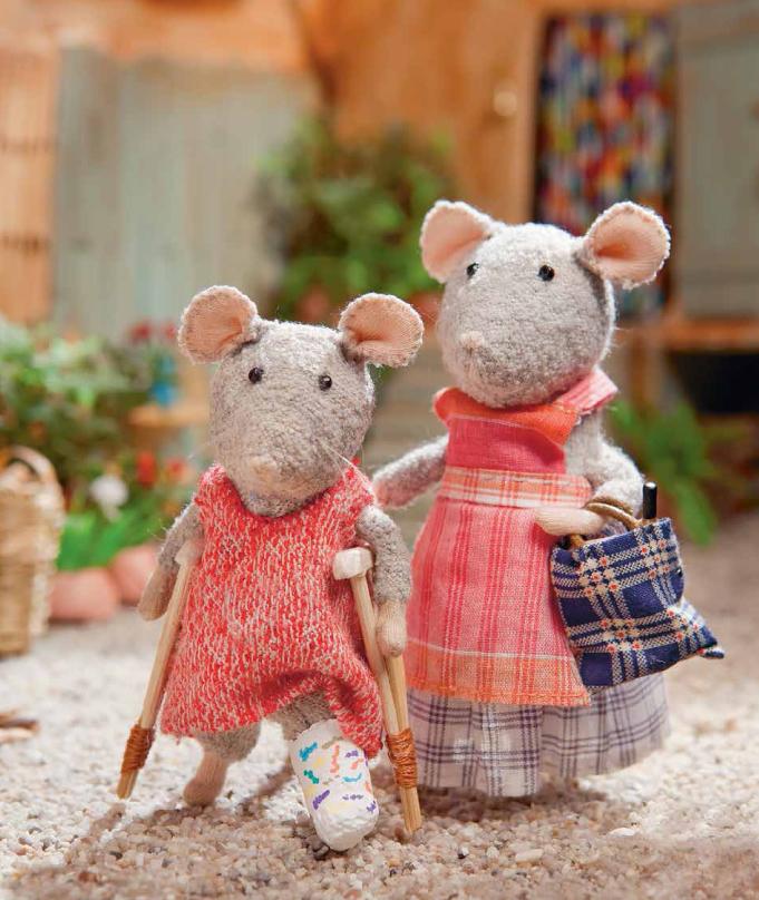 """Карина Схапман """"Мышкин дом. Самми и Юлия в театре."""""""