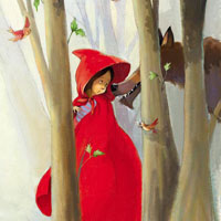 Silvia Provantini «Красная шапочка»