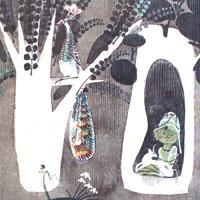 Hatsuyama Shigeru «白い象の野原 : 印度童話集»