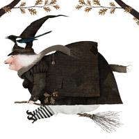 Iban Barrenetxea «Ведьмочка. Приключение в лесу Террагрис»