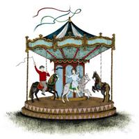 Нана Тотибадзе «Карусель»