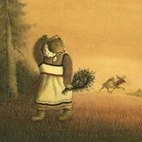 Николай Попов «Дверь на лугу»