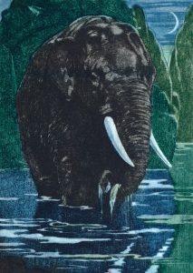"""Maurice de Becque """"Le second Livre de la jungle"""""""
