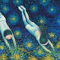 Jimmy Liao «Звёздная, звёздная ночь»