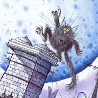 Korky Paul «Винни и дракончик»