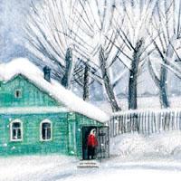 Мария Воронцова «Зимняя дверь»