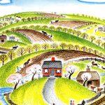 "Virginia Lee Burton ""The Little House"""