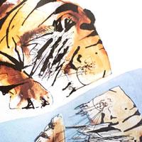 Catherine Rayner «Как тигр Август потерял свою улыбку»